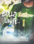 2015 Volleyball Media Guide by University of South Florida