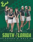 2019 Women's Golf Media Guide by University of South Florida