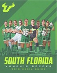 2018 Women's Soccer Media Guide by University of South Florida