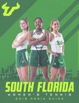 2019 Women's Tennis Media Guide by University of South Florida