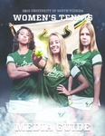 2016 Women's Tennis Media Guide by University of South Florida